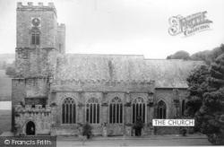 St Germans, Parish Church Of St Germans c.1960