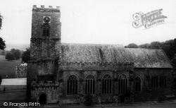 St Germans, Parish Church Of St Germans c.1960