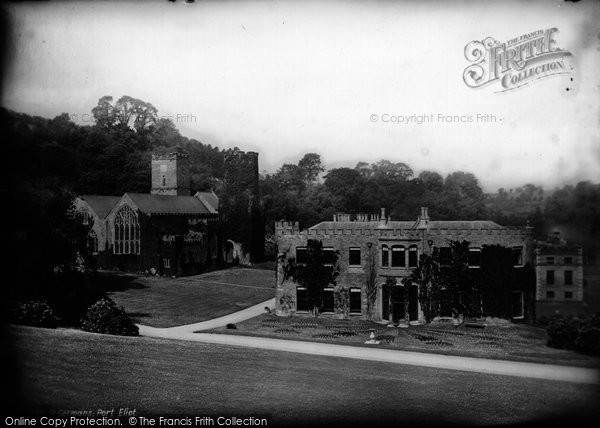 Photo of St Germans, Port Eliot 1890