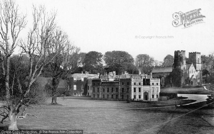 Photo of St Germans, Port Eliot And Parish Church Of St Germans 1890