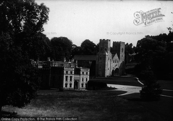 Photo of St Germans, Port Eliot And Parish Church Of St Germans 1890