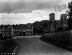 St Germans, Port Eliot And Parish Church Of St Germans 1930