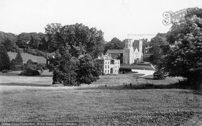 Photo of St Germans, Port Eliot And St German's Priory Church 1890