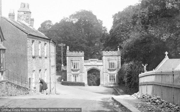 Photo of St Germans, Port Eliot Entrance 1930