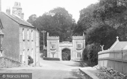 St Germans, Port Eliot Entrance 1930