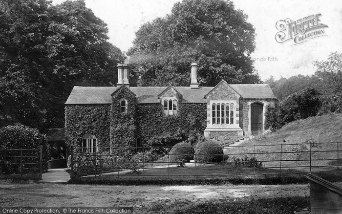 Photo of St Germans, Port Eliot, The Dairy 1890