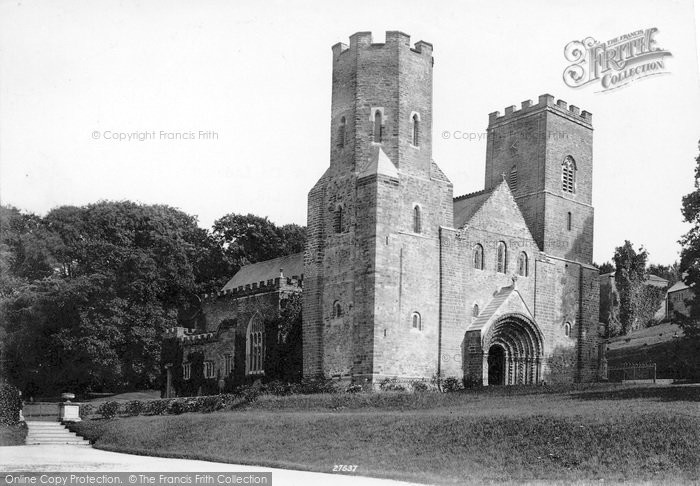 Photo of St Germans, St German's Priory Church 1890