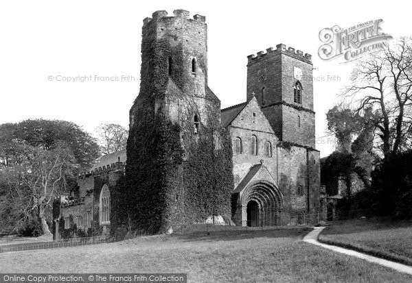 Photo of St Germans, St Germans Priory Church 1890
