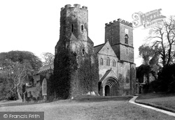 St Germans, St Germans Priory Church 1890