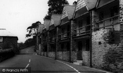 St Germans, The Gallery c.1955