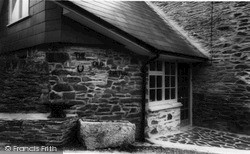 St Germans, The Old Smithy c.1960