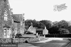 St Germans, The Police Station c.1955
