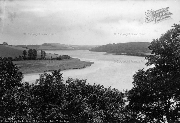 Photo of St Germans, The River 1890