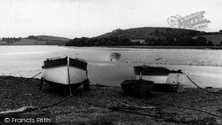 St Germans, The River c.1955