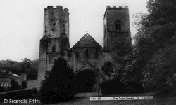 St Germans, The Twin Tower c.1960