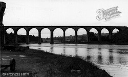 St Germans, The Viaduct c.1955