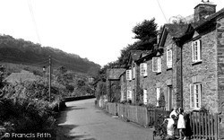 St Germans, The Village c.1955
