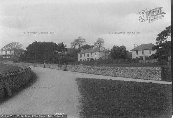 Photo of St Germans, Western View 1907