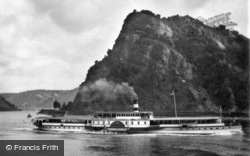 The Loreley c.1930, St Goar