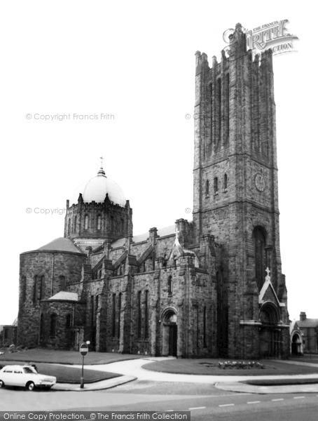 Photo of St Helens, Catholic Church c.1965
