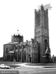 St Helens, Catholic Church c.1965