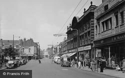St Helens, Church Street 1952