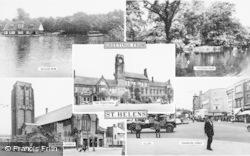 St Helens, Composite c.1960