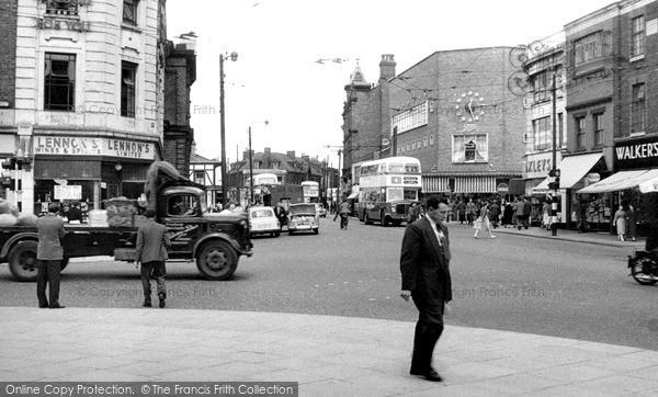 Photo of St Helens, Ormskirk Street c.1958