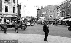 St Helens, Ormskirk Street c.1958