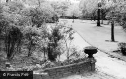 St Helens, Victoria Park c.1955