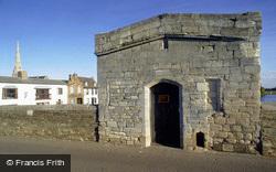 15thc Chapel On Town Bridge c.1990, St Ives