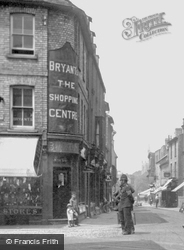 A Policeman On Crown Street 1925, St Ives