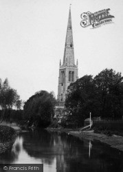 St Ives, All Saints Church From The Great Ouse 1898