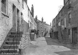 Back Road West 1890, St Ives