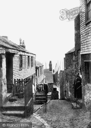 Bethesda Hill 1890, St Ives