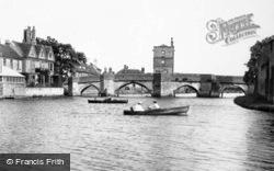 St Ives, Bridge 1899