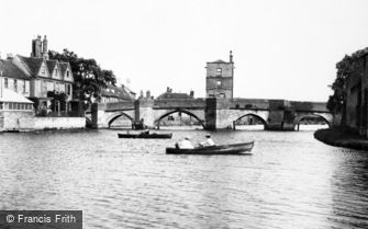 St Ives, Bridge 1899