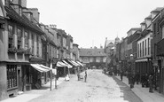 St Ives, Bridge Street 1898