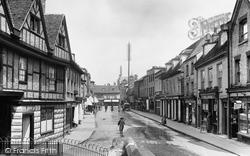 St Ives, Bridge Street 1914