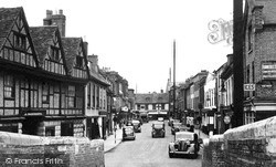 St Ives, Bridge Street c.1955