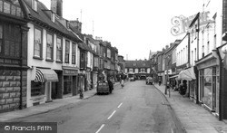 St Ives, Bridge Street c.1965