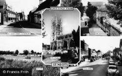 St Ives, Composite c.1960