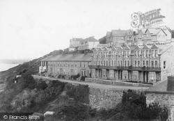 Draycott Terrace 1898, St Ives