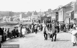 Fish Market 1925, St Ives