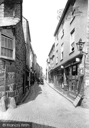 Fore Street 1906, St Ives