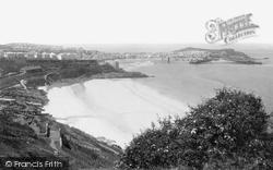 From Coastguard 1890, St Ives