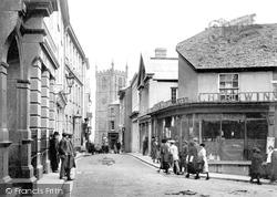 High Street 1922, St Ives