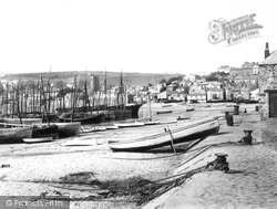 In The Harbour 1890, St Ives