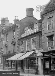 Market Place Café 1914, St Ives