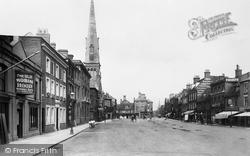 St Ives, Market Square 1898